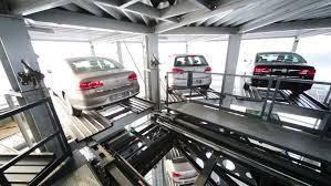 Elevador automotivo estacionamento