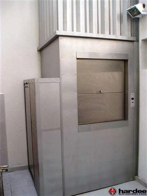 Elevador monta carga preço
